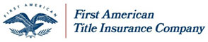 First American Title Insurance Logo